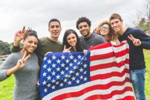 الدراسة في أمريكا