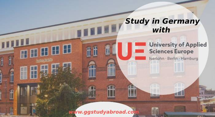 Why Study at the University of Applied Sciences Europe (UE)