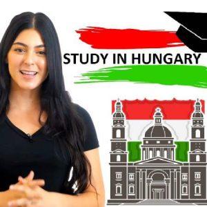 لماذا الدراسة في المجر