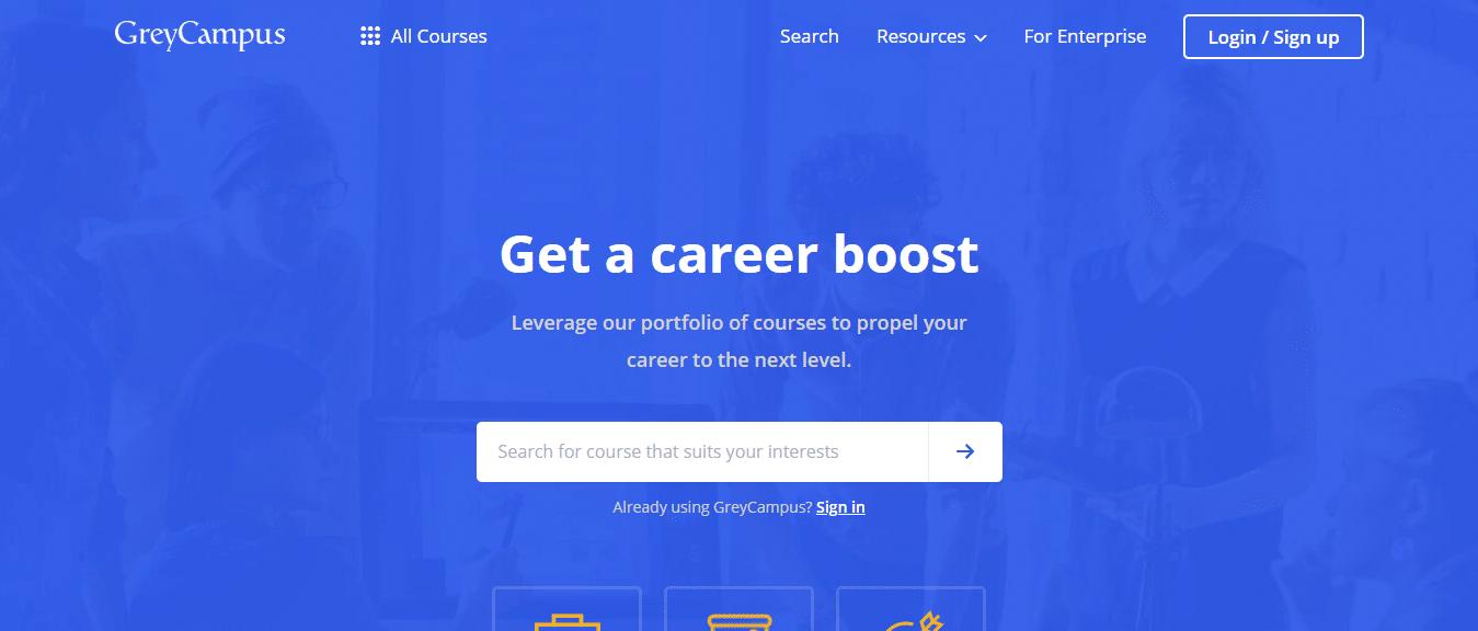 greycampus online courses