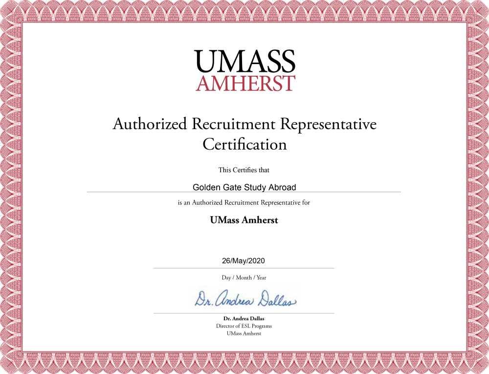 Umass Amherst University